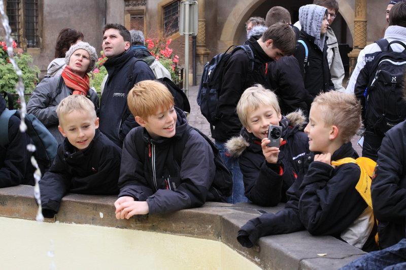 skt_clemens_drengekor_alsace_2010_sightseeing_i_colmar