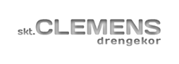 Skt. Clemens Drengekor logo